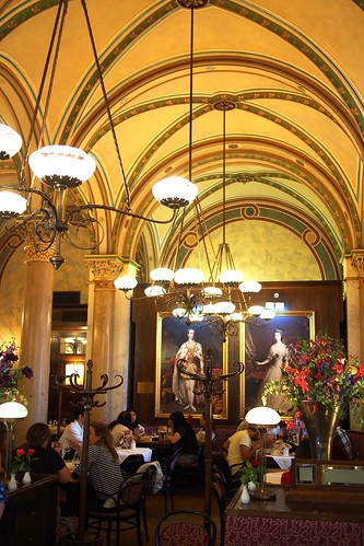 Cafe Central, Herrengasse 14, 1010 Wien, Vienna, Austria