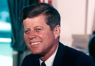 President John F. Kennedy | by U.S. Embassy New Delhi