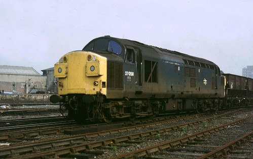 37058  Gateshead. 19-08-1983 | by 52G Sunderland