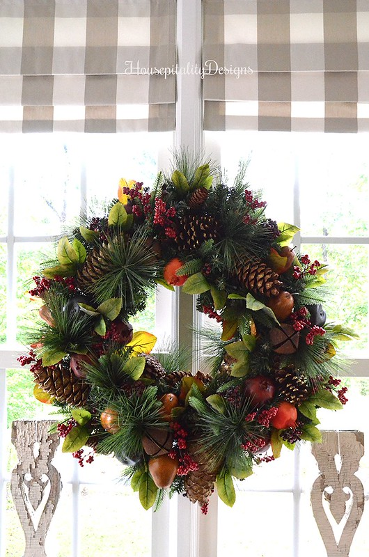 Balsam Hill Charleston Wreath - Housepitality Designs