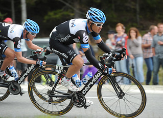Tom Danielson - Tour of Romandie, stage 5 | by Team Garmin-Sharp