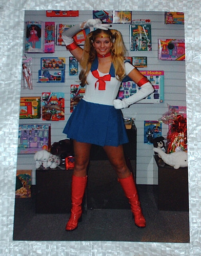 SAILOR MOON Canada Cast Member | by Cruioso