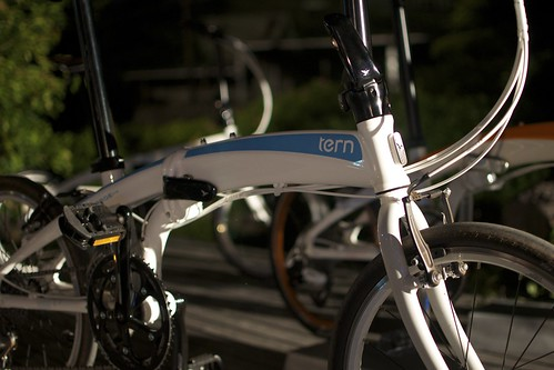 Tern Bicycles: Hinges Levers | by Hugger Industries