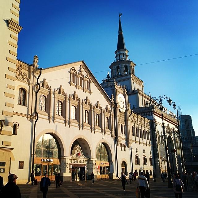 Ложное сообщение о бомбе на Казанском вокзале
