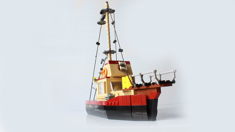 Moc Jaws Orca Or Just An Old Fishing Boat With