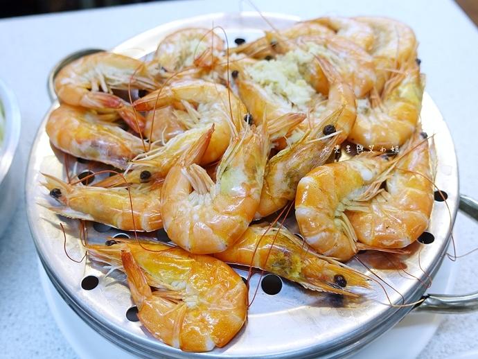 17雙月牌沙茶爐 双月牌沙茶爐 海鮮疊疊樂蒸籠宴  新莊美食 台南熱門美食