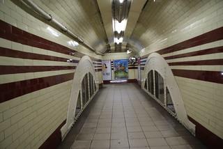 Hampstead Tube Station