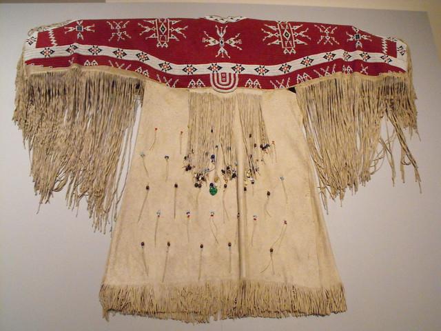 Lakota Dress Red