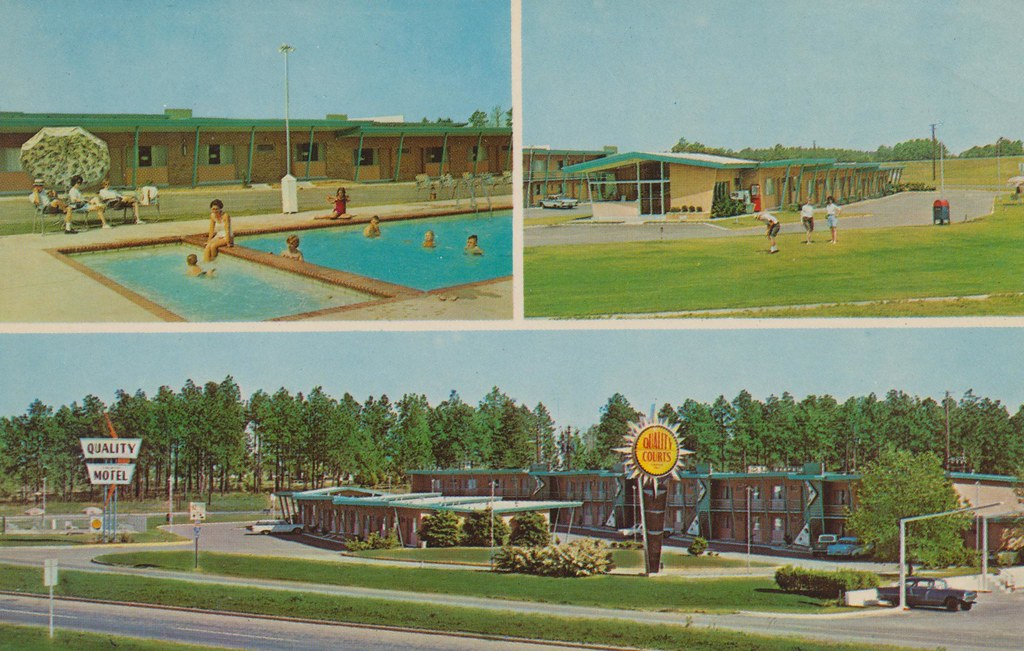 The Cardboard America Motel Archive Alpine Motor Lodge