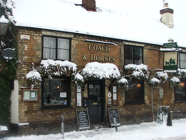 Coach and Horses Rickmansworth Hertfordshire