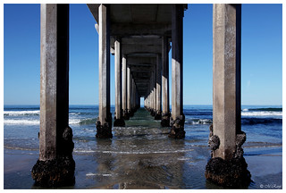 La Jolla Pier | by M@mad