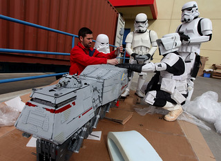 Star Wars Miniland Unload 1 | by fbtb