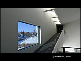 [ Modern Lines : Steven Holl Architecture ] KIASMA : The Museum for contemporary Art : Helsinki, Finland | by || UggBoy♥UggGirl || PHOTO || WORLD || TRAVEL ||