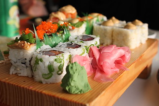 Sushi Goodness! | by nadamalki