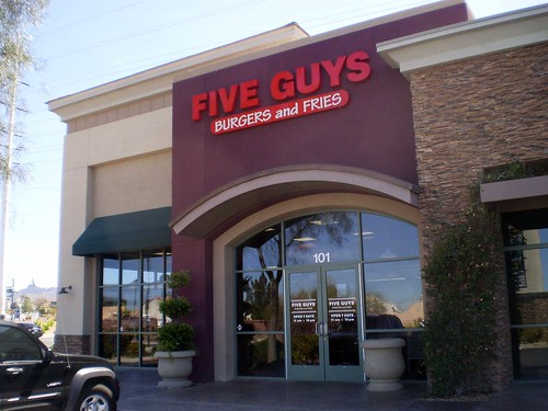 Five-Guys-Burgers-Henderson | by jkbrooks85