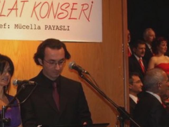 Samsun Musiki Cemiyeti Vuslat 27 Seri Konseri