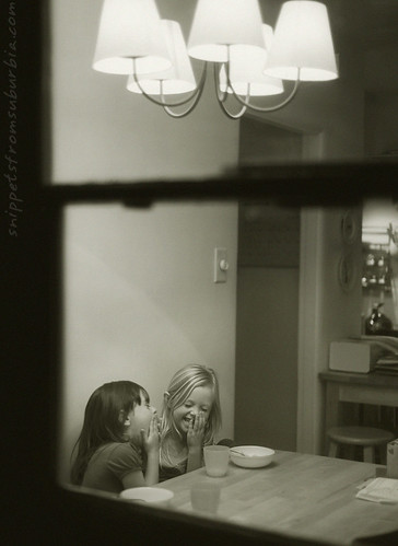 Dinnertime Laughter | by snippets_from_suburbia