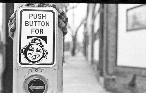 Push button for a smile | by beinshitty