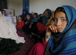 Afghan women voice concerns to coalition forces [Image 4 of 4] | by DVIDSHUB