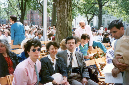 Class Day 1986 | by harvardmagazine