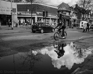 suburban cyclist | by The Neepster