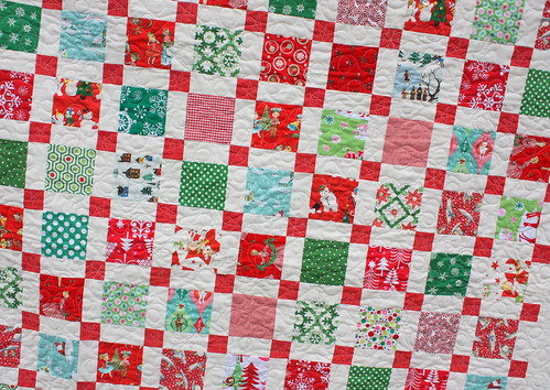Retro Christmas Quilt | by amy smart