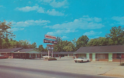 Americana Motor Inn Jackson Tennessee Flickr Photo