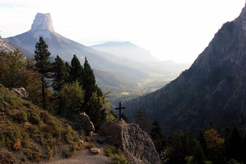 Mont Aiguille et Croix