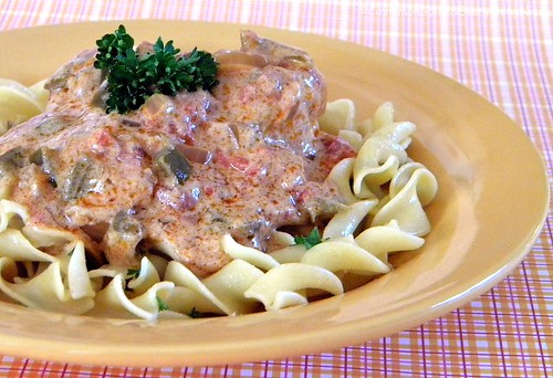 Chicken Paprikash | by CinnamonKitchn