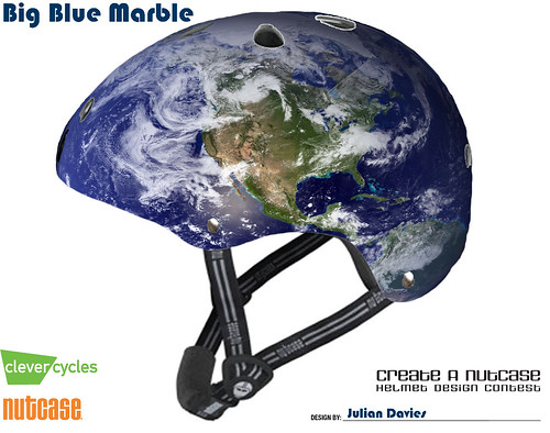 Big Blue Marble | by totcycle