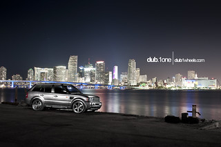Range Rover on Dub1 Wheels | by GREATONE!