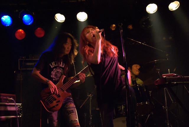 GHQ [Gem High Quality] live at Outbreak, Yotsuya Tokyo, 15 Dec 2010. 373