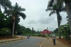 Bangalore - Cubbon Park library