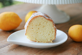 Meyer Lemon Pound Cake Bundt | by Food Librarian
