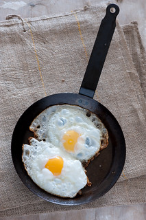 fried eggs-2 | by jules:stonesoup