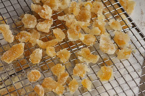 candied citron | by David Lebovitz