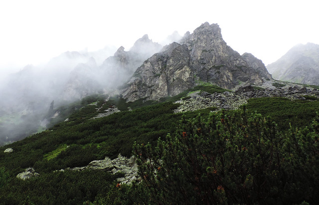 Day Hikes In The High Tatras, Slovakia