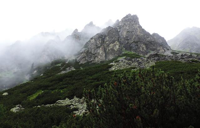 Day Hikes In The High Tatras, Slovakia