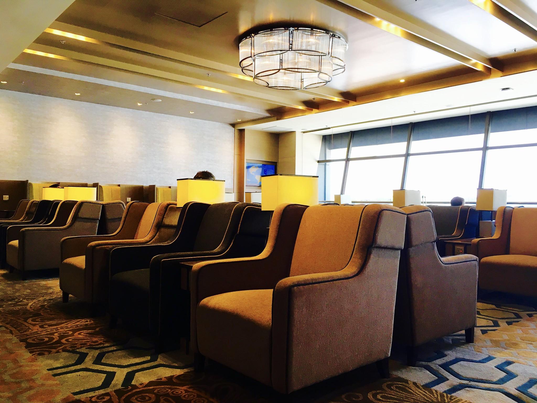 Plaza Premium Lounge @ Changi Airport Terminal 1