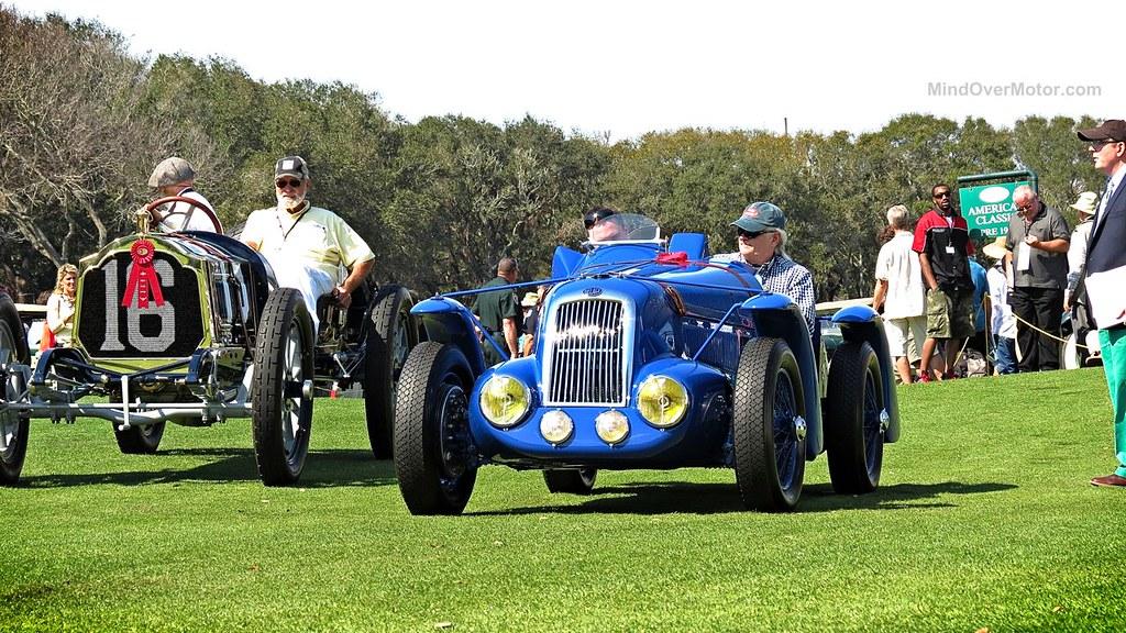 1939 Delage D6 3 Liter Grand Prix 3