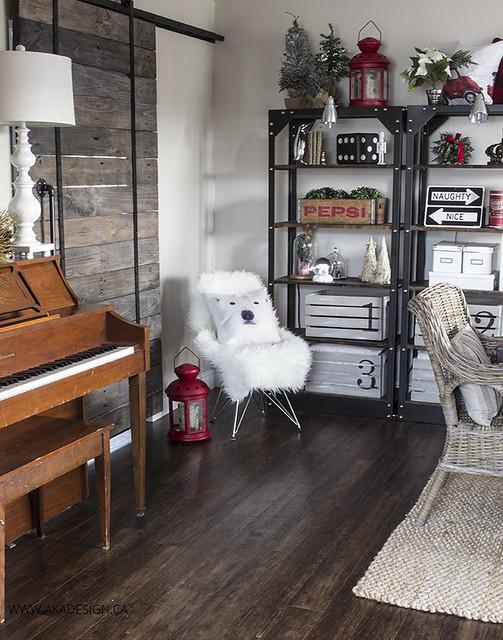 Casa navideña_ Rojo Valentino Blog 9