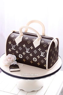 LV cake | by Bake-a-boo Cakes NZ