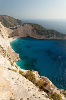 Playa Navagio-Playa Naufragio