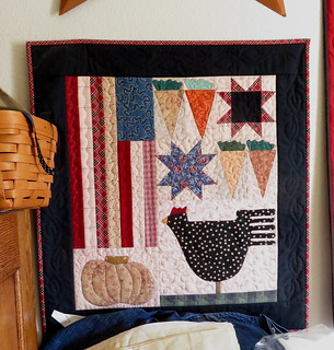 Joyce's quilts