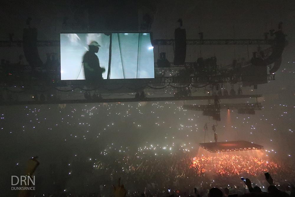 Kanye West Saint Pablo Tour - 2016