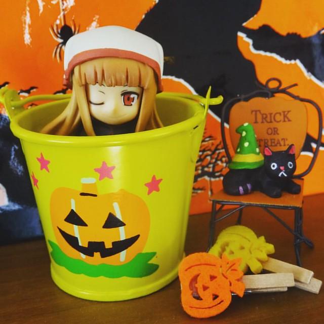 #フィギュア #halloween #figure #ハロウィン #ホロ