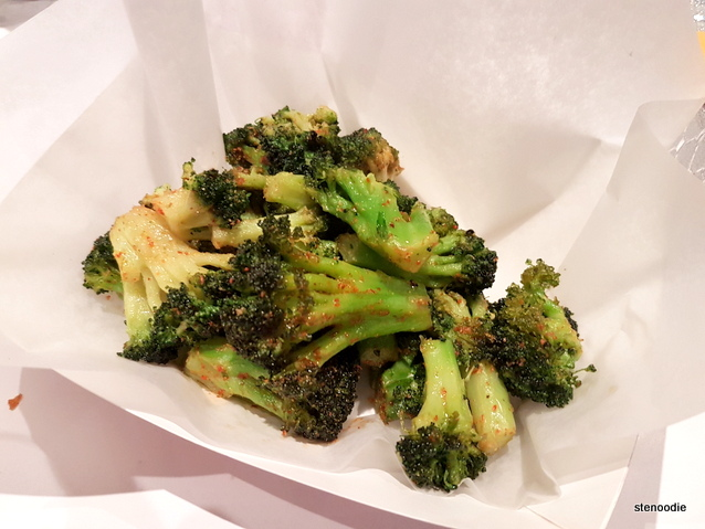 Deep Fried Broccoli