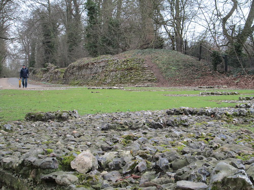 Roman City Walls Path