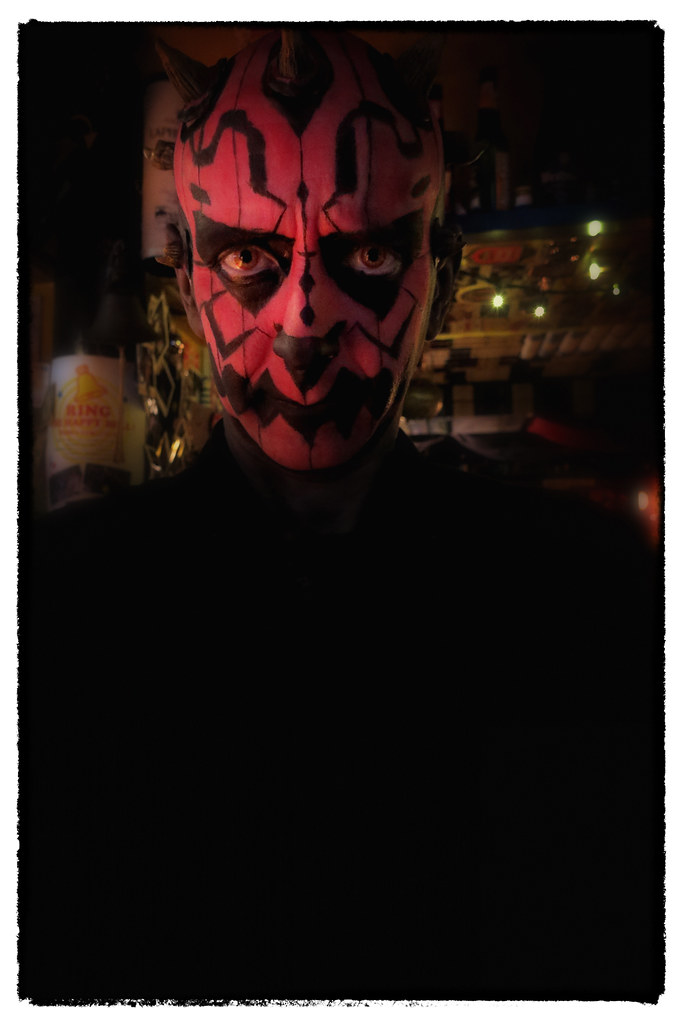 Halloween Darth Maul