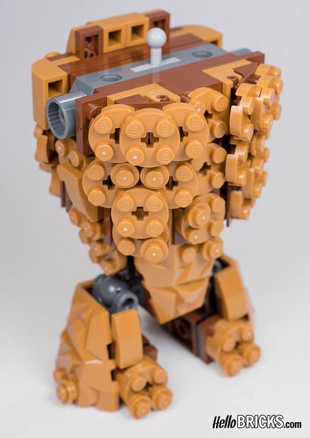 Lego 70904 - Batman The Movie - Clayface Splat Attack